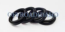 FRONT FORK TUBE OIL & DUST SEAL KIT HONDA 1995 CR250R CR500R 95 CR250 CR500 R