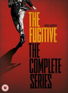 THE FUGITIVE- THE COMPLETE SERIES- DVD