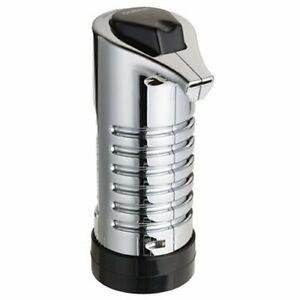 Conair Instant Hot Lather Machine Model HLM11CHC Chrome Finish Shaving Man Women