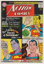 Action Comics #317 DC Comics 1964, Rainbow Faces of Superman
