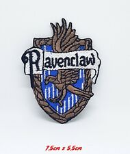 Harry Potter Ravenclaw Embroidered Iron Sew on Patch #917