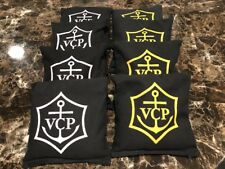 VCP VEUVE CLICQUOT Signature Corn Hole Bags - Set of 8 RARE, IMPOSSIBLE TO FIND