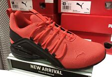 PUMA Men's Momenta Red/Black Sneakers 13 US Size