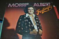 MORRIS ALBERT    FEELINGS    LP   DECCA RECORDS    SKL-R 5224   1975