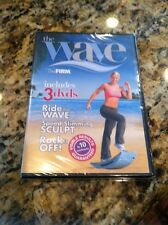 The Wave by The Firm (3 DVD 2008) 3 Different Fitness Programs in One Package!
