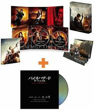 [Amazon Limited] Resident Evil The Final Chapter Premium 3D Edition 3 Blu-ray+1