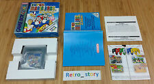 Nintendo Game Boy Color Super Mario Bros Deluxe PAL