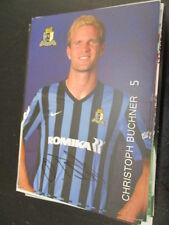 67732 Christoph Buchner Eintracht Trier original signierte Autogrammkarte