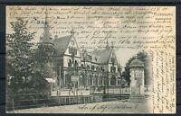 Ansichtskarte Flensburg Staatsbahnhof - 01359
