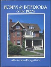 HOMES and INTERIORS of the 1920's A Restoration Design Guide 20s Morgan Woodwork