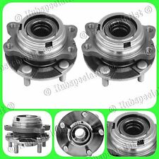 FRONT WHEEL HUB BEARING ASSEMBLY FOR NISSAN MURANO/ QUEST PAIR 2-3 DAY RECEIVE