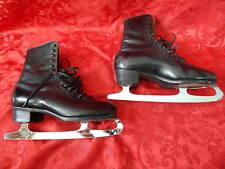 Vintage Mk Sheffield Steel England Ab Special Ice Skate Blades, Wmn Size 10 2/3