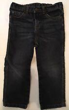 Wrangler Jeans Premium Elastic Waist  Size 3T Blue Pants Denim  #130273