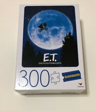 E.T. The Extra-Terrestrial Movie Poster 300 Piece Jigsaw Puzzle Blockbuster