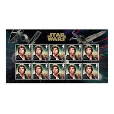 Timbres Star Wars Han solo