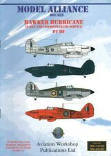 Model Alliance 48149 1:48 Hawker Hurricane in RAF and Commonwealth Service Pt 3