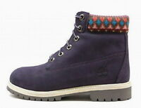 "Timberland Premium Classic 6"" Inch Youth GS Boy Waterproof Boots"