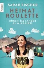 Heimat Roulette  Sarah Fischer   Taschenbuch ++Ungelesen++