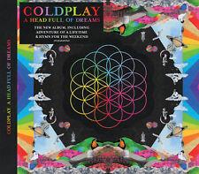 Coldplay - a Head Full Of Dreams Nuevo CD (Pre Rel 4th Diciembre)
