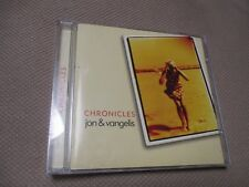 "CD ""CHRONICLES"" Jon and Vangelis / 14 morceaux"