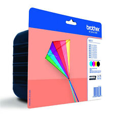 Genuine Brother Ink Cartridge LC223 CMYK Multipack for Brother MFC-J4625dw