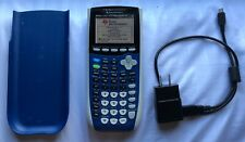 TI-84 Plus C Silver Edition - Color Screen, Rechargeable With Charger, Cover