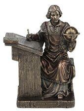"6.5"" Nicolaus Copernicus Statue Sculpture Astronomer Figure Mikolaj Kopernik"