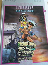 1x comic-indigo-de los perseguidores 1 (limitado con número y adjuntaba)