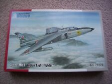 Special Hobby 1:72 Ajeet Mk.1 Indian Light Fighter Kit no SH72370