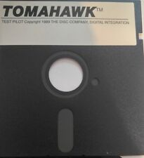 Tomahawk  (Dig. Int. 1986) Commodore C64 Diskette (Diskette) 100% ok