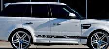 Range Rover Sport Side Stripe Stickers Custom Graphic Decal - In Various Colours