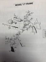 Exploded View Model J Frame Colt Trooper MK II