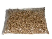 NATURAL GRANULATED CORK PORTUGUESE FOR CRAFTS WITH 200g - 0.44 lb
