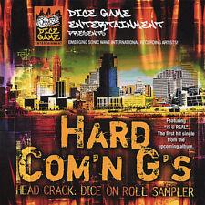 CD de musique rap sampler