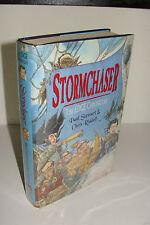 Stormchaser by Paul Stewart & Chris Riddell UK 1st/1st 2000 Doubleday Hardcover