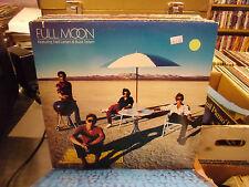 Full Moon Self Titled LP 1982 Warner Bros Records EX [Neil Larsen Buzz Feiten]