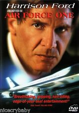 Air Force One (DVD, 1998) Movie Harrison Ford Nail-Biting, EDGE-OF-YOUR-SEAT