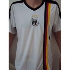 WM 2014 Hombre Camiseta Alemania BLANCO TALLA L