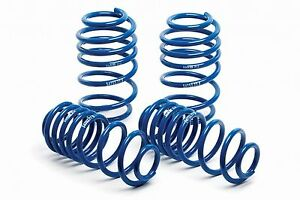 H&R 51690-77 SUPER SPORT LOWERING SPRINGS 2011-up MUSTANG, GT, CONVERTIBLE V6 V8