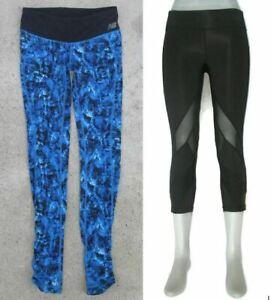 2 Paar Skinny Workout Yoga Leggings Größe XS Nb New Balance & Zella