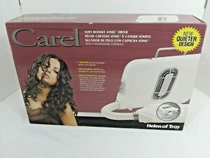 Carel Soft Bonnet Ionic Dryer  with 3 Temperature controls. New