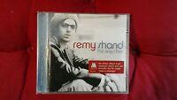 SHAND REMI - THE WAY I FEEL. CD