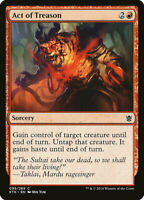Act of Treason - Khans of Tarkir - Magic the Gathering MTG Card