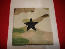Multicam Scorpion OCP Rank BG New Slide On GTex US Army Brigadier General