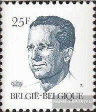 Bélgica 2408 (compl.edición) nuevo con goma original 1990 rey balduino