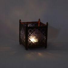 Windlicht Kerzenglas Kerzenhalter Deko Teelichthalter Teelicht Orientalisch Neu