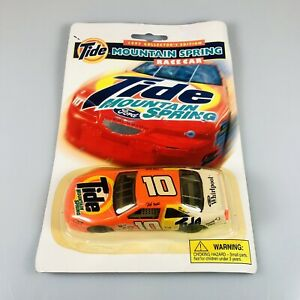 Tide Mountain Spring Race Car 1/43 Diecast Toy Promo 1997 #10 Ricky Rudd VINTAGE