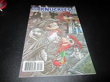 KNUCKLES: THE ECHIDNA #18 RARE AWESOME SONIC RELATED COMIC SEEE MY OTHERS!!!