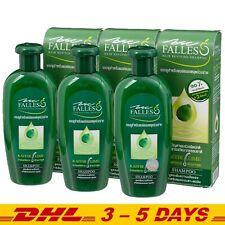 BSC FALLES Reviving Shampoo Kaffir Lime Hair Loss Prevention 300ml x 3