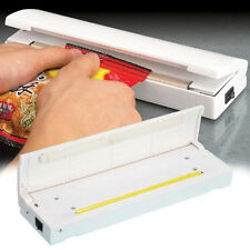 "6"" Heat Sealing Hand Impulse Sealer Machine Poly Element Pack Plastic Bag Sealer"